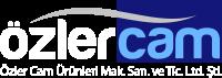 Özler Cam Logo
